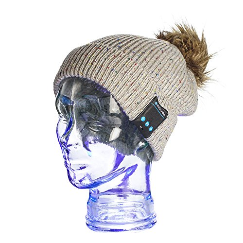 Bluetooth Winter-Mütze Mütze Minibild