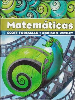 Scott Foresman Addison Wesley Math 2005 Spanish Student Edition Grade 5
