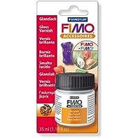 Staedtler FIMO Barniz, Color Transparente (8704 01 BK)