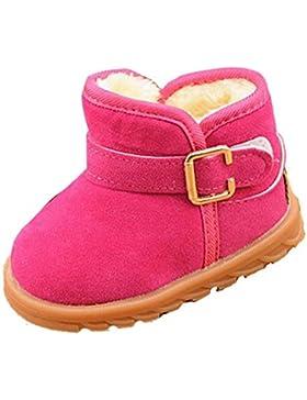Baby Schnee Stiefel warm, yoyoug Tolles Geschenk für Ihren Baby Cute Keep Warm Bequem Snow Boots Infant Baby Junge...