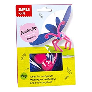 APLI apli14620 Schmetterling Craft Kit