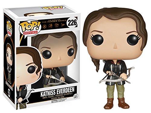 Funko Pop Katniss Everdeen (Los Juegos del Hambre 226) Funko Pop Los Juegos del Hambre