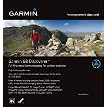 Garmin GB Discoverer Mapping for National Parks 1:50K