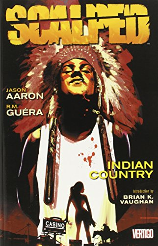 Scalped  TP Vol 01 Indian Country