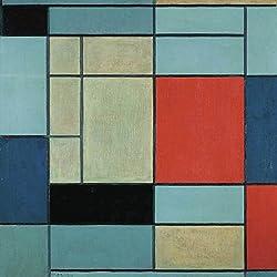 Impresión sobre lienzo (Canvas Prints) Piet Mondrian Composition I
