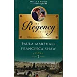 Vol. 7 (Regency Collection) The Cyprian's Sister & A Compromised Lady by Paula Marshall & Francesca Shaw (5-Nov-1999) Paperback