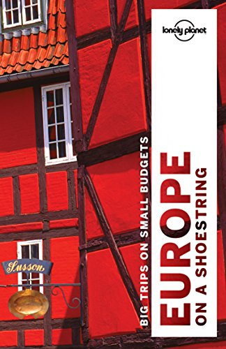 Europe on a Shoestring 9 (Country Regional Guides) por Mark Baker