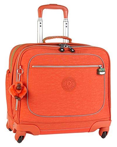 Kipling - MANARY - Mochila con funda para portátil - Sugar Orange C - (Naranja)