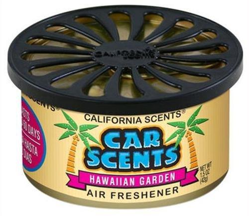 Preisvergleich Produktbild California Car Scents Duftdose für das Auto. Duftrichtung (HAWAIIAN GARDEN SECRETS)