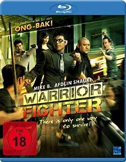 Warrior Fighter [Blu-ray]