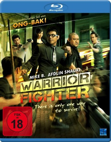warrior-fighter-brave-blu-ray-import-allemand