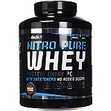 Biotech USA 10004010410 Nitro Pure Whey Protéine Saveur Crème de Noisette