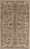 #6: Artistic Weavers Awmd1001-23 Middleton Mallie Rectangle Hand Tufted Area Rug& Beige - 2 X 3 Ft.