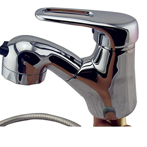 HTYQ Tutti - Copper Kitchen Pull - Piatti Tipo lavandino rubinetto del rubinetto della cucina miscelatore del bacino