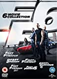 Fast And Furious - 6 Movie Collection [Edizione: Regno Unito] [Edizione: Regno Unito]