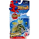 Electro with Lightning Blast - The Spectacular Spider-Man Animated Series Action Figure by Spider-Man
