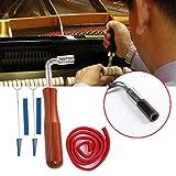 Yinroom Gute Qualität Klavier Stimmhammer Dämpfer Temperament Streifen Werkzeuge DIY Fixing Kit Set