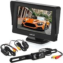 Telecamera Auto CARCHET – Kit Retromarcia Parcheggio Automatico, con Telecamera