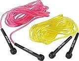 Sport-Thieme Cuerdas de comba dobles, Plástico,...