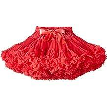 Angels Face Pillarbox Red Tutu - Size :- 8-10 Years - Vestido para niñas