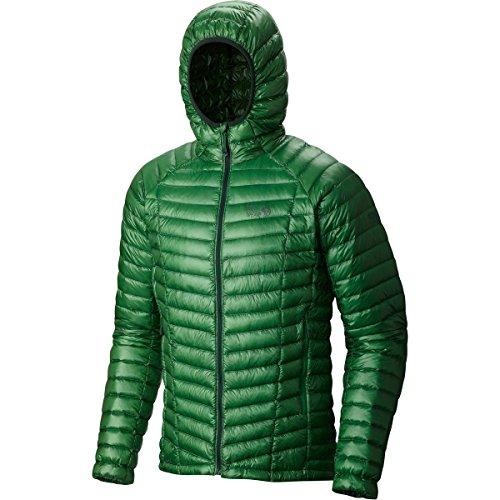 Mountain Hardwear Ghost Whisperer Doudoune à Capuche Homme Serpent Green