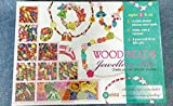 #6: Art box Wood Beads Jewellery Kit for kids girls and all ( make your own jewellery )