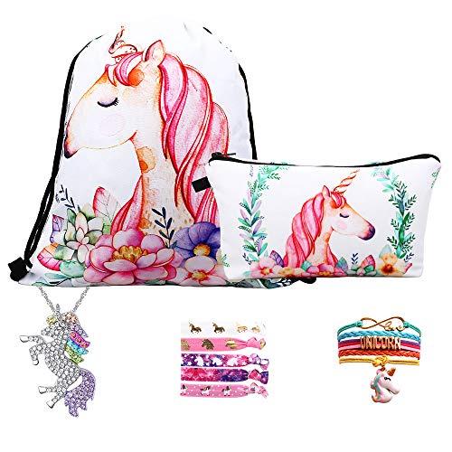 RHCPFOVR Unicorn Gifts for Girls 6 Pack