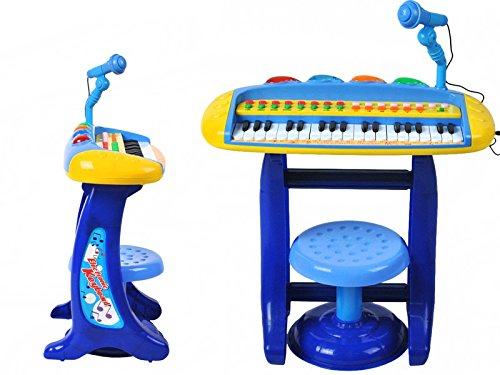 Kinder Piano Musikinstrument Keyboard Spielzeug Klavier Kinderpiano #1601