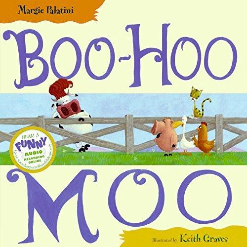 Boo-Hoo Moo by Margie Palatini (2009-02-24)
