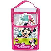 Disney - Juego de baño con diseño Minnie (Diset 46845)