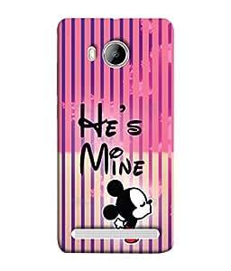 PrintVisa Romantic Mickey 3D Hard Polycarbonate Designer Back Case Cover for Vivo Xshot :: Vivo X Shot