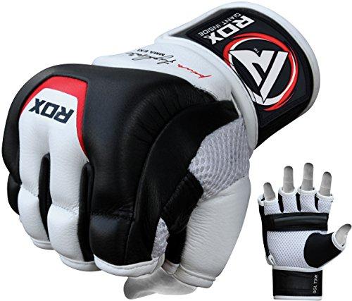 Científicamente resistentes y perfectos en diseño, estos guantes de agarre y entrenamiento MMA acolchados con gel ofrecen una tecnología avanzada para mantener las manos sanas y salvas, protegidas y saludables. Con una gestión de la humedad impecable...