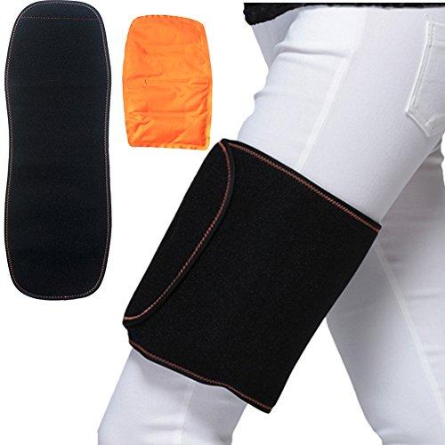 heiß - kalt - packs für schenkel, beine und flexible wiederverwendbare heiß - kalt - gel mit einstellbarer wrap gefasst (Bein 8in)
