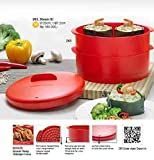 Tupperware Steam It Container