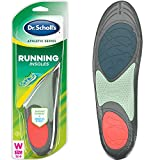 Dr. Scholls Athletic Series Running Insoles for Women, 1 Pair, Size 5.5-9
