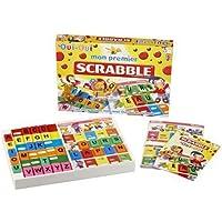 Mattel - Jeux de société - Mon premier scrabble Oui Oui