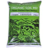 Green Roots Organic Potting Soil Mix with Cocopeat, Vermicompost, Neem Granule, Plant Manure 990gms