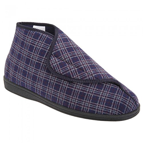 Sleepers Brett II - Chaussons Scratch Larges - Homme
