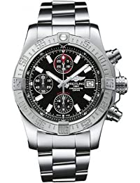 Breitling A1338111.BC32.170A–Armbanduhr, Armband in Stahl