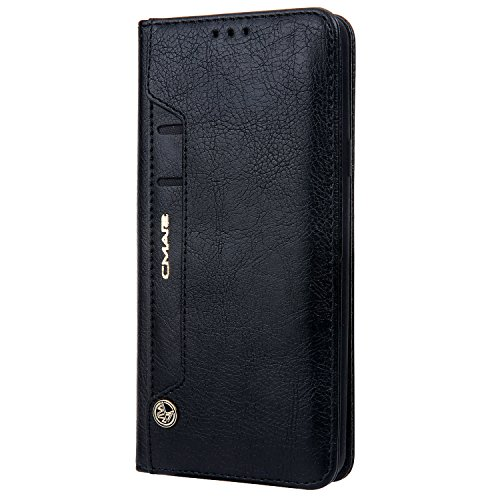 Funda cartera iPhone X/XS solapa llevar tarjeta credito