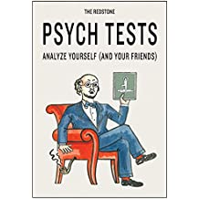 Redstone Psych Tests: Analyze Yourself (and Your Friends) (Card Deck)
