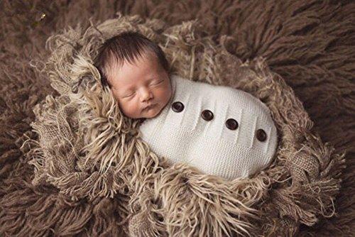 Himom neonato ragazza ragazzo sacco a pelo oggetti di fotografia props (button)