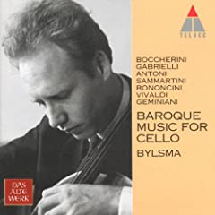 Boccherini : Cello Sonata No.7 in B flat major G8 : II Largo - Allegro - Adagio