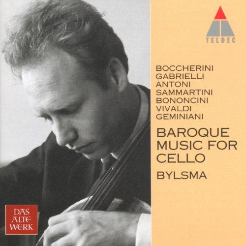 Geminiani : Cello Sonata in D minor Op.5 No.2 : IV Allegro