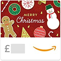 Christmas Sweets -  Amazon.co.uk eGift Voucher