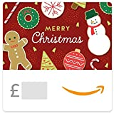 Christmas Sweets - E-mail Amazon.co.uk Gift Voucher