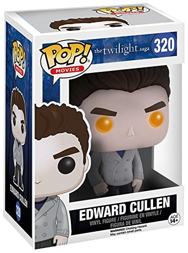 Funko Figurine Twilight Edward Cullen Vampire Mode Exclu Pop 10cm 0889698120203