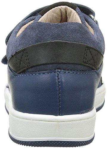 Garvalin - Rhyl, Sneaker Bambino Blu (Bleu(A/Jeans Y Vaquero))