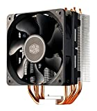 Cooler Master Hyper 212X - Ventilador de PC (1.2 W, 12 cm, 1700 RPM), color negro