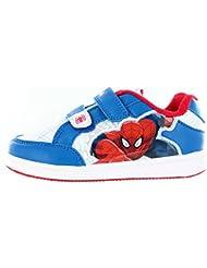 Spiderman , Baskets pour garçon Bleu Azul